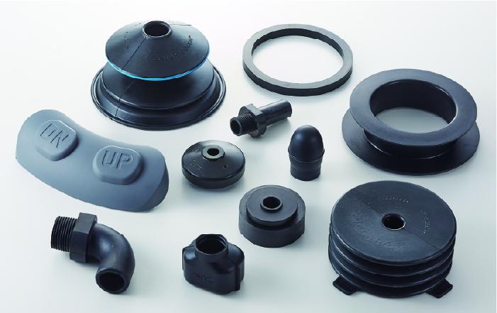 スイッチカバーなど、各種、成形加工、押し出し成形などの製作を実施